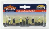 Bachmann 36041 Police & Security Staff